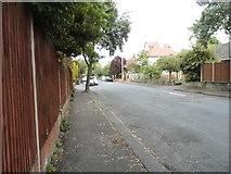 TQ2160 : Ashdown Road, Epsom by David Howard