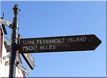 NO4102 : Long way to Juan Fernandez by kim traynor