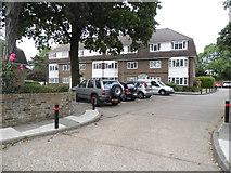 TQ2160 : Danehurst Court, Epsom by David Howard