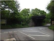 SS6500 : B3215 at Greenslade Bridge by David Smith