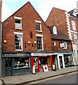 SJ4912 : Poppy's Sweet Shop in Shrewsbury by Jaggery