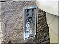 NZ1131 : Ordnance Survey Flush Bracket 2248 by Peter Wood