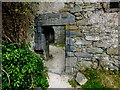 C2927 : Entrance to Rathmullan Priory by Kenneth  Allen