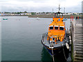 J5980 : Relief lifeboat at Donaghadee by Rossographer