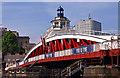 NZ2563 : Swing Bridge, Newcastle upon Tyne by wfmillar