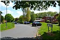 SP0766 : Goodrich Close, Winyates East, Redditch by Robin Stott