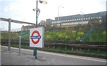 TQ1882 : Hangar Lane Underground Station by N Chadwick