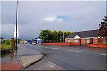 O0774 : Matthews Lane South, Drogheda, Co. Louth by P L Chadwick