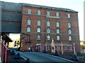 SO8933 : Borough Flour Mills (or Healing's Mill) , Tewkesbury by Jaggery