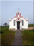 HY4800 : The Italian Chapel on Lamb Holm by John Lucas