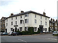 TL8646 : The Black Lion Hotel, Long Melford by Adrian Cable
