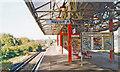 TQ2468 : South Merton station, 1996 by Ben Brooksbank