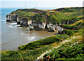 TA2570 : Flamborough Head by Scott Robinson