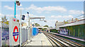 TQ4090 : South Woodford station by Ben Brooksbank