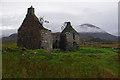 NG6120 : Ruined house at Kilchrist by Ian Taylor