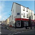 SS7597 : Ziro's Barber Shop, Neath by Jaggery