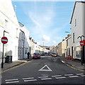 SS7597 : Allister Street, Neath by Jaggery
