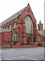 NZ5032 : Hartlepool - St Joseph's Church by Dave Bevis