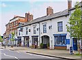 SU3368 : Three Swans Hotel, Hungerford by Mike Smith