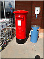 TL8742 : Tesco Springlands Way Postbox by Adrian Cable