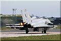 NJ2069 : Typhoons at RAF Lossiemouth by Walter Baxter
