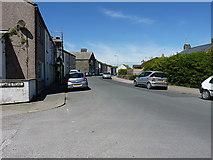 SD1578 : Main Street, Haverigg by Richard Law