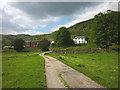NY4205 : Troutbeck Park Farm by Karl and Ali