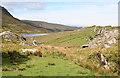 G5788 : Kiltyfanned Lough by Anne Burgess