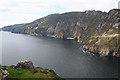 G5477 : Sliabh Liag Cliffs by Anne Burgess