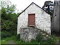 G9729 : Barn, Coollegreane by Kenneth  Allen