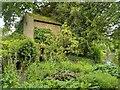 SJ7387 : Dunham Massey Garden, The Well House by David Dixon