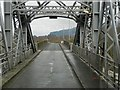 NM9134 : The Northern End of the Connel Bridge by David Dixon