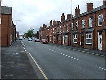 SD5504 : Enfield Street, Pemberton by JThomas