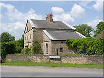 SK5451 : Top Farmhouse, Papplewick by Alan Murray-Rust