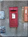 SD1578 : Edward VII postbox - Haverigg by Richard Law