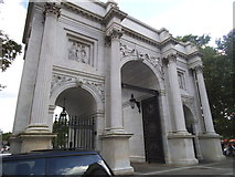 TQ2780 : Marble Arch by David Howard