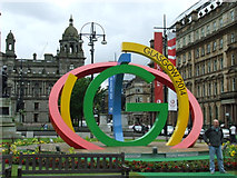 NS5965 : George Square by Thomas Nugent