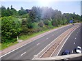 NO1220 : On the Craigend interchange, Perth by Stanley Howe