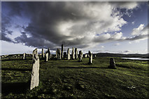 NB2133 : June evening at Callanish by Peter Moore