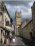 SP0202 : Black Jack Street, Cirencester by Gareth James