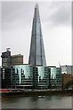 TQ3280 : The Shard from Tower Bridge by Steve Daniels