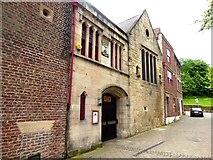 NZ2564 : Trinity House, Newcastle upon Tyne by Bill Henderson