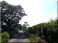 TM3881 : Church Lane & footpath by Adrian Cable