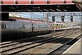 "SJ7154 : Virgin Class 390, 390138 ""City of London"", Crewe railway station by El Pollock"