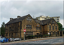 SE1633 : Paper Hall, Barkerend Road, Bradford by Stephen Richards