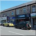 ST0381 : Greggs Bakery in Pontyclun by Jaggery