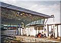 TQ3884 : Stratford Low Level, 1998 by Ben Brooksbank