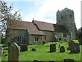 SP7210 : Chearsley - St Nicholas - from North by Rob Farrow