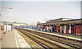 TQ7469 : Strood Station, 2000 by Ben Brooksbank