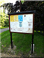 TM3780 : Spexhall Village Notice Board by Adrian Cable